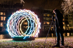 Workshop Amsterdam Light Festival 2016-2017