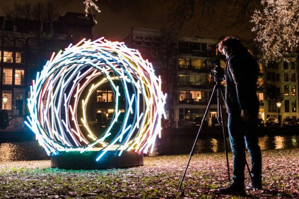Workshop Amsterdam Light Festival 2016-2017