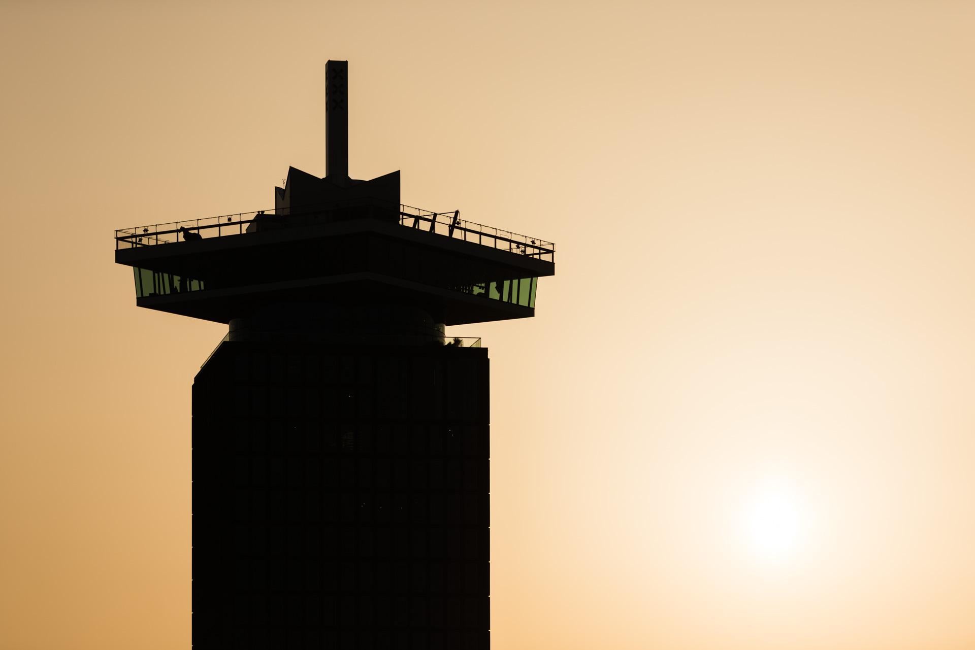 A'DAM Toren silhouet